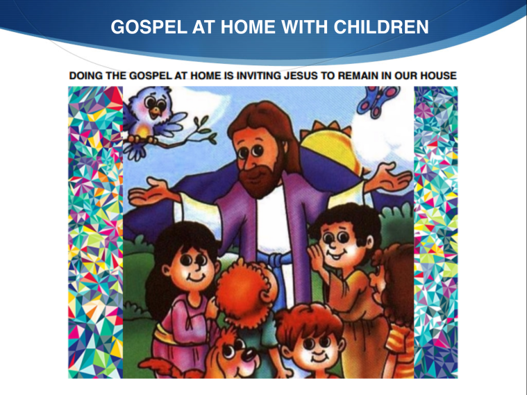GOSPEL AT HOME - CYD 23 02-7