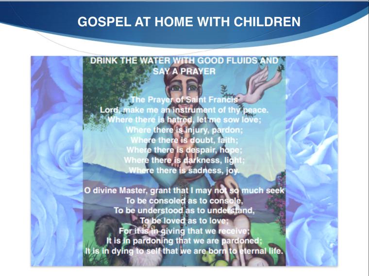 GOSPEL AT HOME - CYD 09 03-7