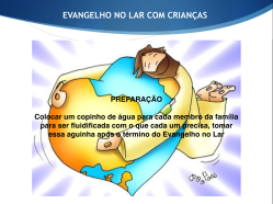 Evangelho 3
