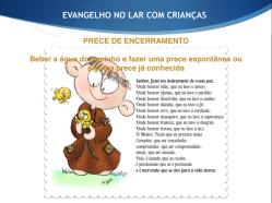 Evangelho 8